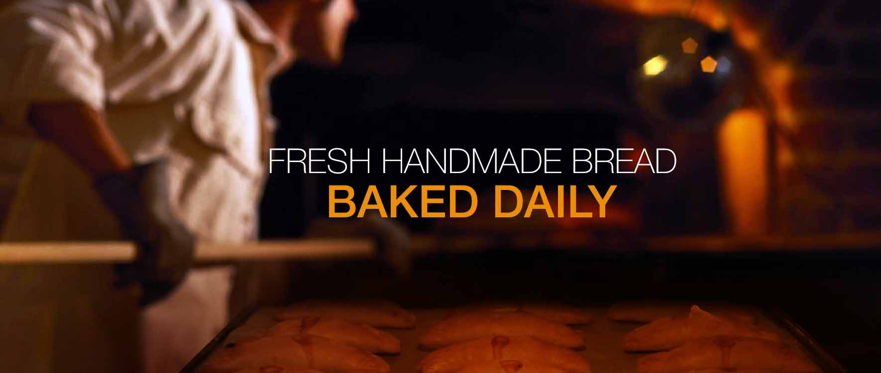 See Our Range Of Freshly Baked Bread