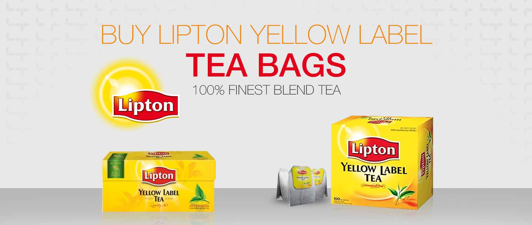 See Our Range Of Lipton Label Tea