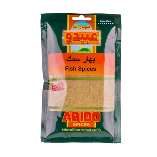 Abido - Fish Spices