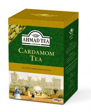 Ahmad Tea - Ceylon Cardamon Tea (Loose Tea)