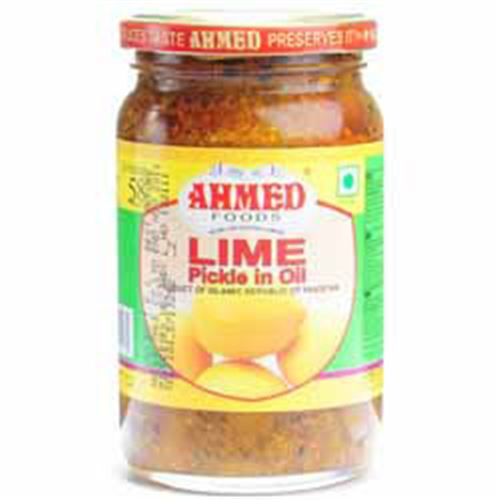 Ahmed Lime Pickle In Oil 330g