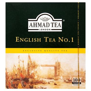 Ahmad Tea - English Tea No.1 tea bags