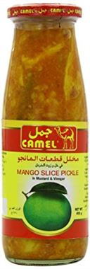 Mango Slice  Pickle - Camel - 400g