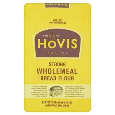 Hovis  Strong WholeMeal Breadflour 1.5Kg