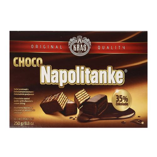 Chocolate Coated Wafers