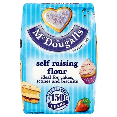 McDouglas Self Raising Flour 500g