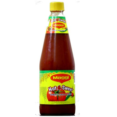 Hot & Sweet Tomato Chilli Sauce - Maggi