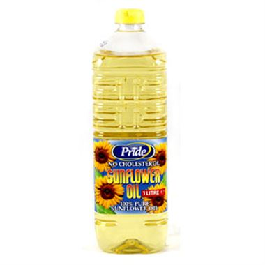 Pride Sunflower Oil 1 ltr