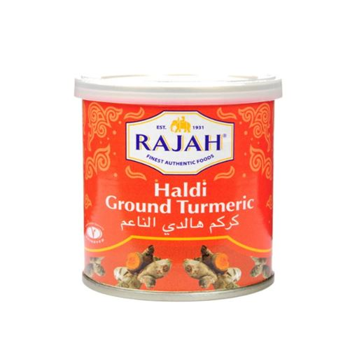 Haldi Ground Turmeric (Tin Box)