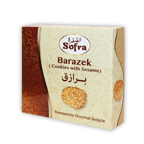 Sofra - Damascene Sweet (Barazek)