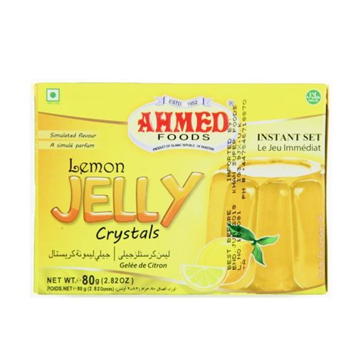Ahmed - Lemon jelly crystals flavour
