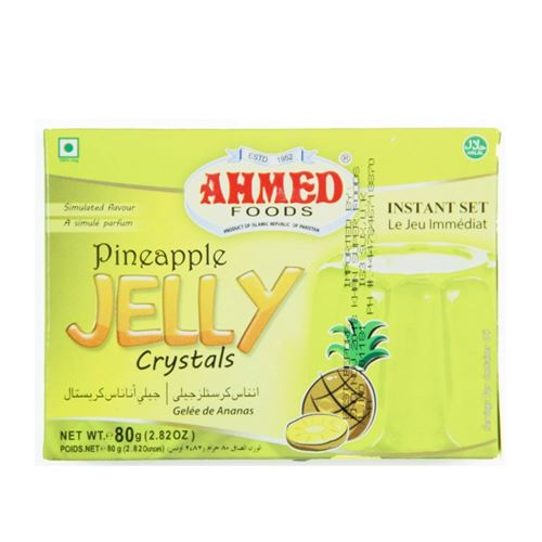 Ahmed - Pineapple jelly crystals