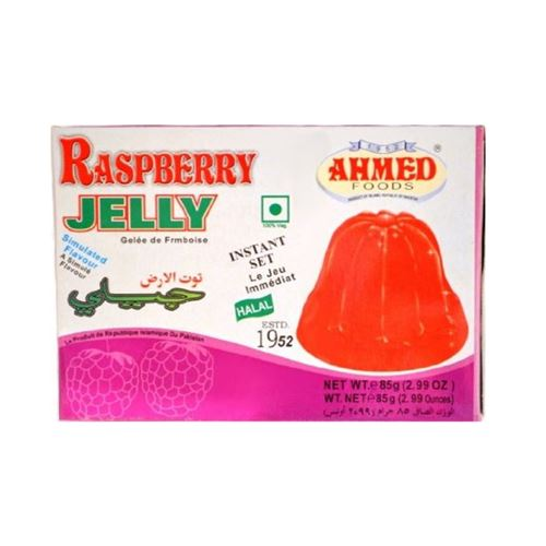 Ahmed Halal Jelly - Raspberry