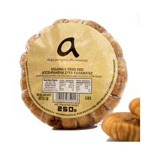 Alfa Messinias - Kalamata dried figs