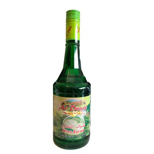 Al Dayaa - Mint Syrup 600ml