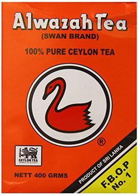 Alwazah Tea Pure Ceylon Tea (Loose Tea 450g)