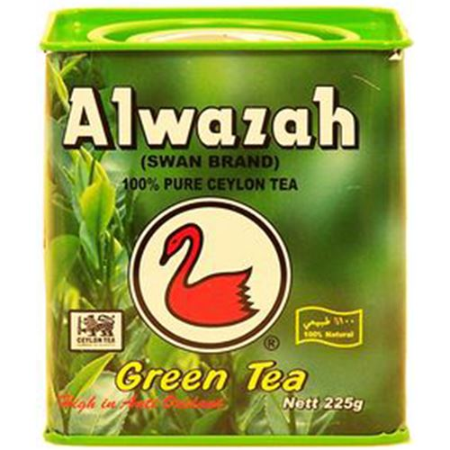 Alwazah Tea (Green Tea - Tin Pack)
