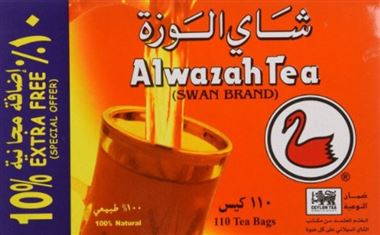 Alwazah Tea Pure Ceylon Tea Bags