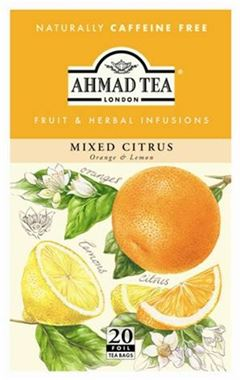 Ahmad Tea - Mixed Citrus Tea