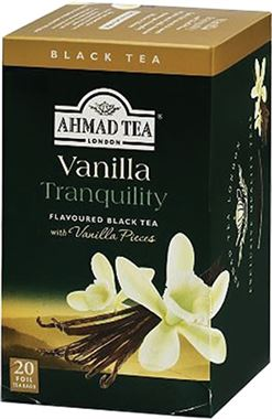 Ahmad Tea - Vanilla Black Tea