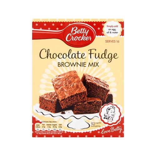 Betty Crocker - Chocolate Fudge Brownie Mix