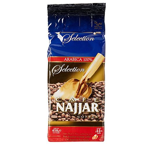 Cafe Najjar selection - Brazilian coffee