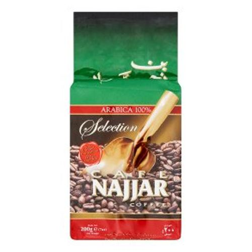 Cafe Najjar selection - Brazilian coffee with ground cardamom