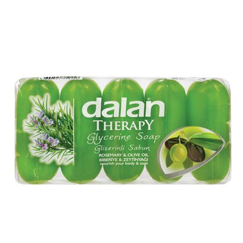 Dalan - Therapy glycerine soap rosemary and olive oil