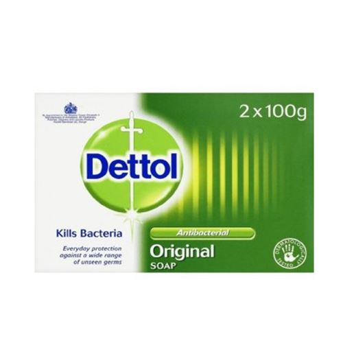 Dettol - Anti-bacterial original soap