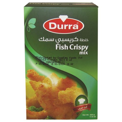 Durra - Fish Crispy mix