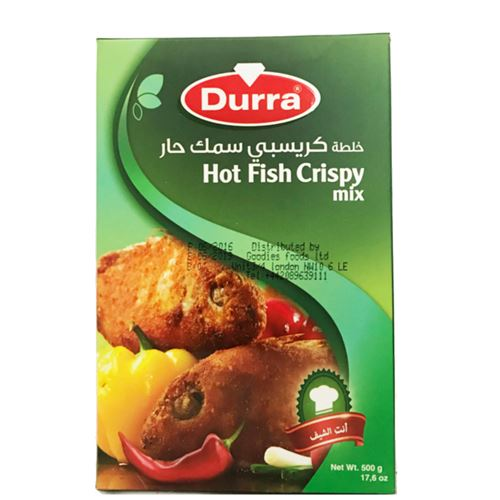 Durra - Fish Crispy mix spicy