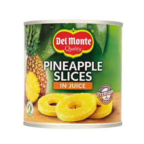 Del Monte Sliced Pineapple in Own Juice