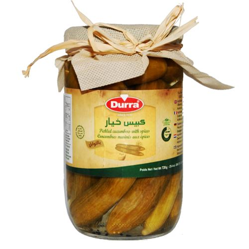 Durra - Pickled Cucumber With Spices