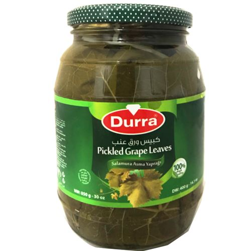 Durra - Pickled grape leaves 850g