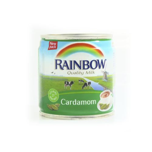Rainbow - Evaporated milk with cardamom 160ml