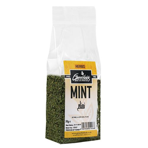 Green Fields - Mint 50g