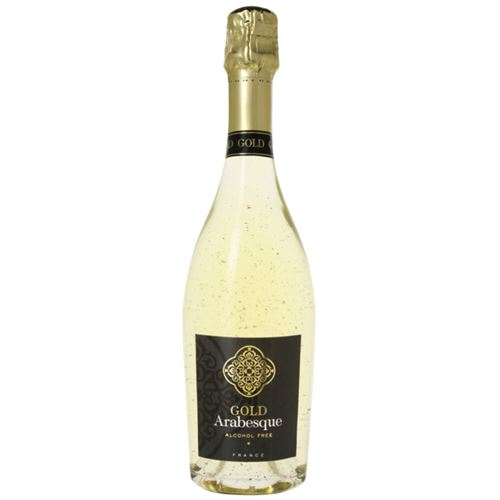 GOLD ARABESQUE - White sparkling wine