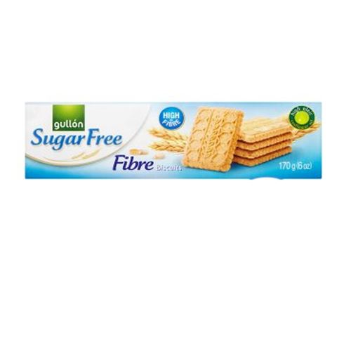 Gullon Sugar Free Biscuits - Diet Fibra