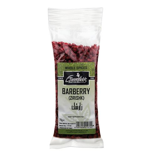 Green Fields - Barberry 75g