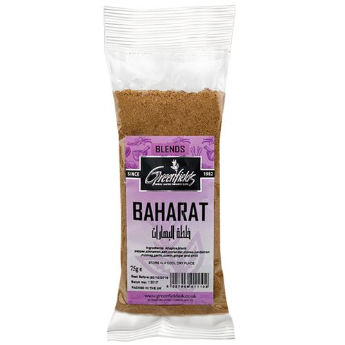 Green Fields - Baharat 75g
