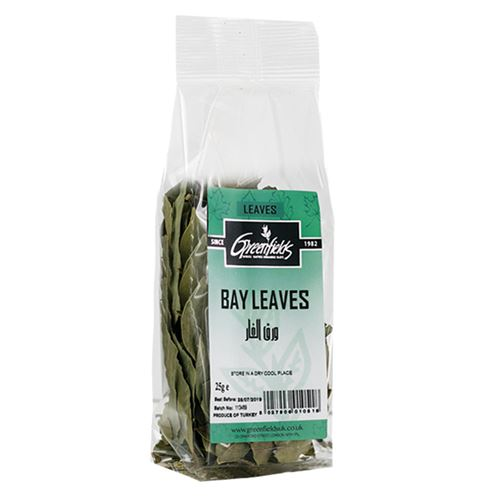 Green Fields - Bay Leaves 25g