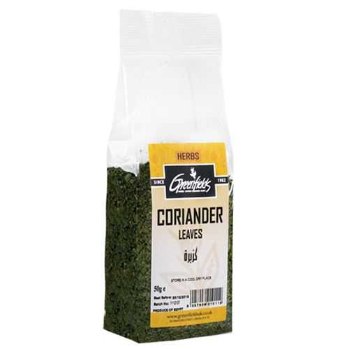 Green Fields - Coriander Leaves 50g