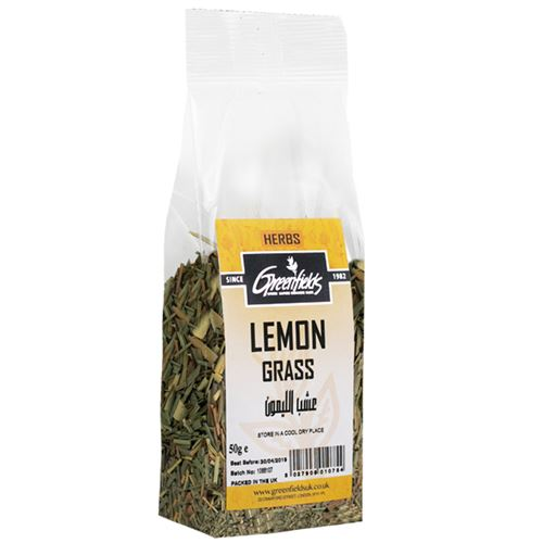 Green Fields - Lemon Grass 50g