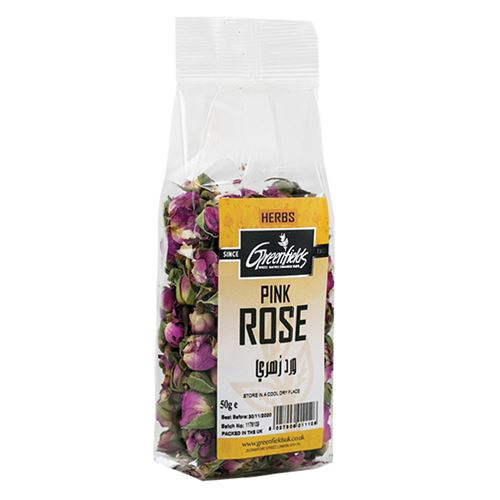 Green Fields - Pink Rose 50g