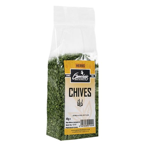Green Fields - Chives 40g