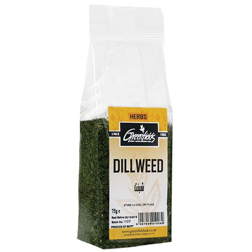 Green Fields - Dillweed 75g