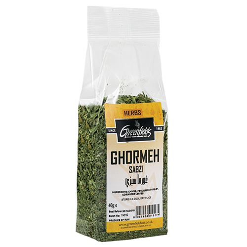 Green - Fields - Ghormeh Sabzi 40g