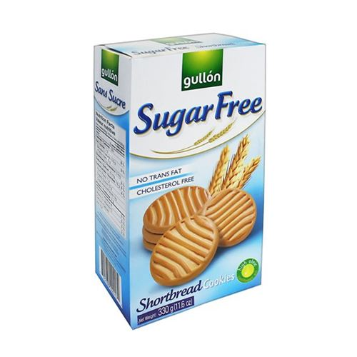 Gullon Sugar Free Biscuits - Shortbread Cookies