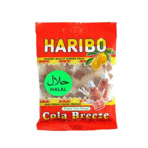 Haribo Halal - Cola Breeze