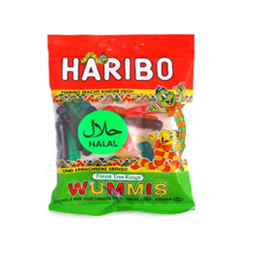 Haribo Halal - Worms
